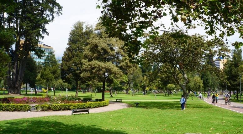 Resultado de imagen para parque El Ejido